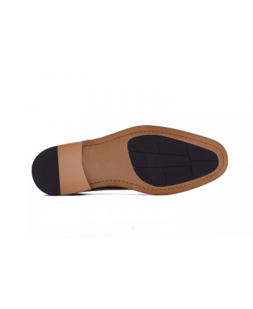 Zapatos marrones de hombre casual Hobbs MB51802