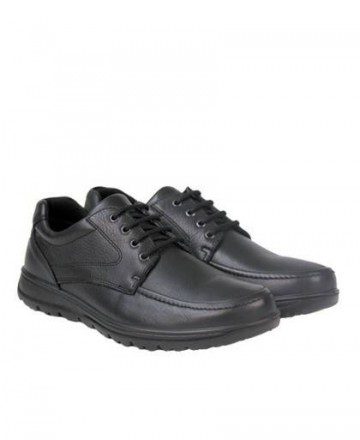 Black men's casual shoes Imac 201930
