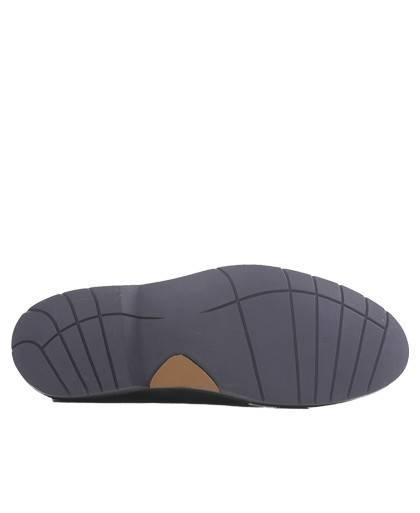 Botas para hombre en color azul marino Caracteristicas con cordones altura de piso 2 cm zapato de estilo casual suela de goma e