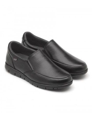 Slip-on shoes On Foot 8903 black