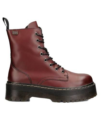 Coolway Abby Military Ankle Boots