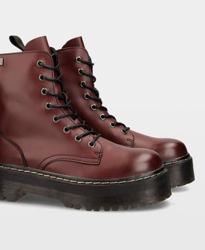 Coolway Abby women's military ankle boots