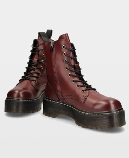 sale of Coolway Abby burgundy ankle boots