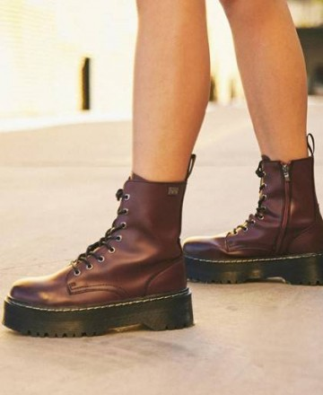 Catchalot Coolway Abby Military Boots