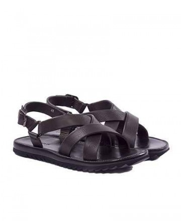 Hobbs Men's Leather Color Roman Sandals M171KD451-06A