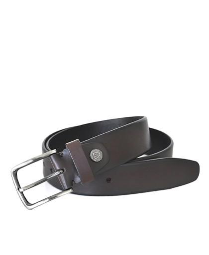 Cinturon para hombre en color marron Caracteristicas Not assigned zapato de estilo casual suela exterior piel e interior piel