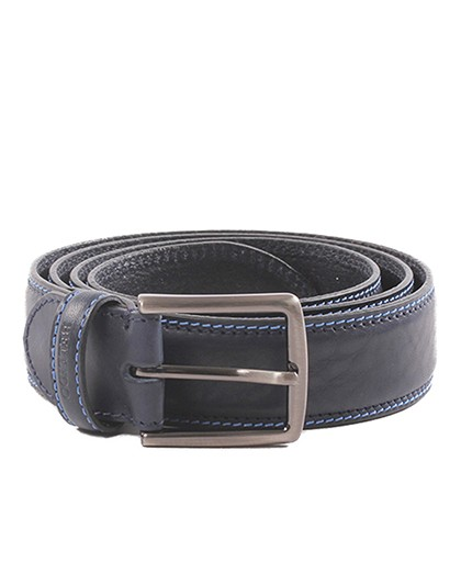 BELLIDO 505 cowhide leather belt