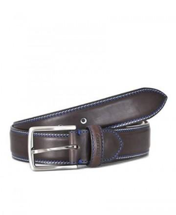 Miguel Bellido 505 topstitching belt