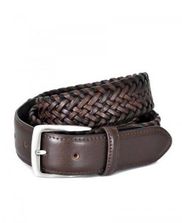 Miguel Bellido 398/35 braided belt