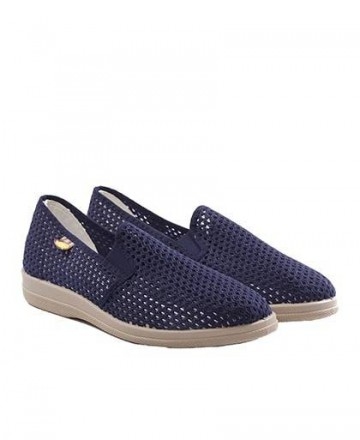 Navy blue doctor cutillas 21102