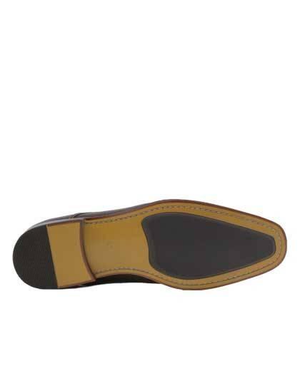 Zapatos para hombre en color marron Caracteristicas con cordones tacon 2 cm piso de goma termoplastica exterior piel e interior