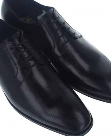Zapatos de vestir hombre Hobbs MA067202-02-14612 negro