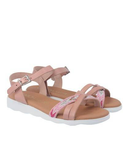 Catchalot 4414-2414 strappy flat sandals