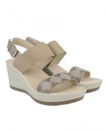 Women's sandals with elastic strap Imac 307460
