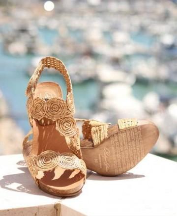 Penelope raffia sandals 5733