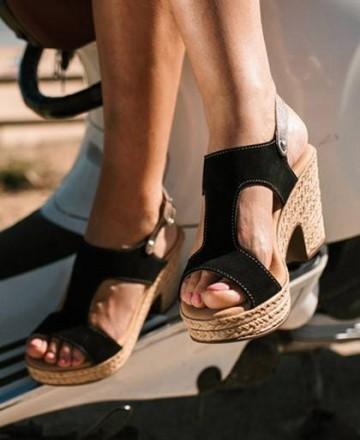Catchalot 4375-1166 high sandals