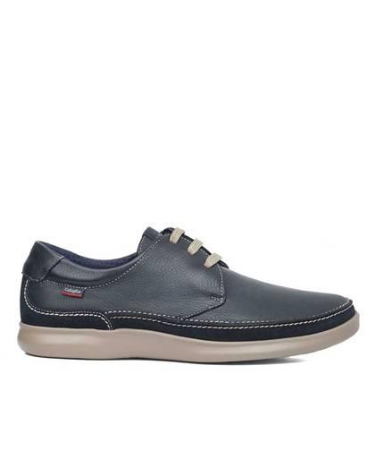 Comfortable shoes Callaghan Starman 11200 navy blue
