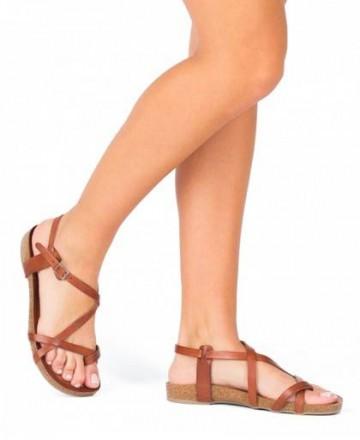 Catchalot Bio Porronet Daniela leather sandal 2526