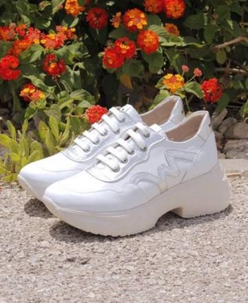 Catchalot Wonders C-5502 wedge sneakers