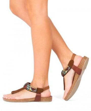 Bio Porronet Dakota 2527 slave sandals