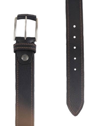 Cinturon para hombre en color negro Caracteristicas Not assigned zapato de estilo casual suela exterior piel e interior piel