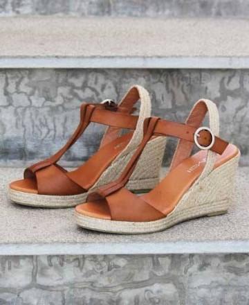 Catchalot Sandals wedge Tambi DRAX