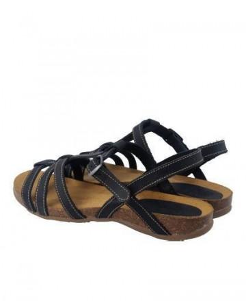 Interbios 4408 Bio type women's flat sandals