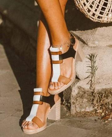Catchalot Sandals heels Andares 327101