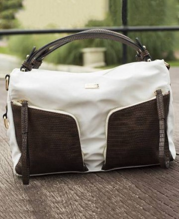 Catchalot Noco nylon bag 5609 White