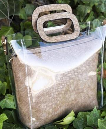 Catchalot Vinyl bag Noco 5605 Beige