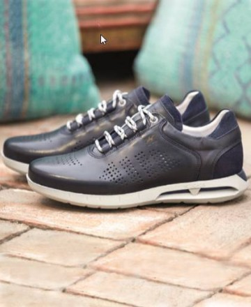 Fluchos Cypher Star FO555 shoes navy blue