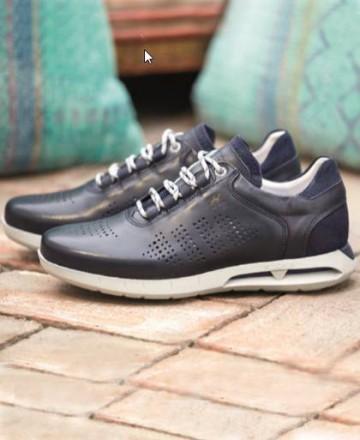 Zapatos Fluchos Cypher Star FO555 azul marino