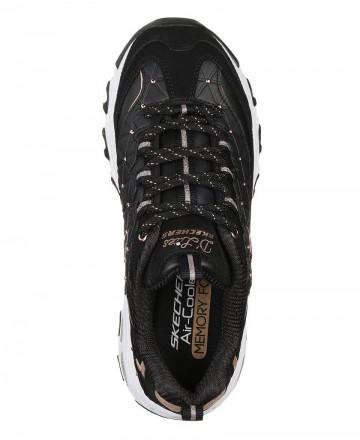 Skechers D´lite sneakers black 13087