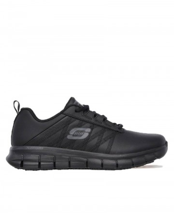 Zapatos Mujer -  Deportivas Skechers Work Relaxed Fit 76576EC