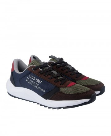 Sneakers casual Lois 84884