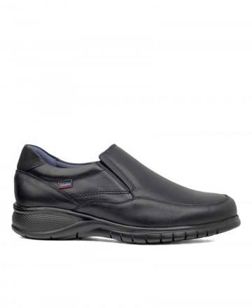Zapatos sin cordones Callaghan Freemind 12701 negro