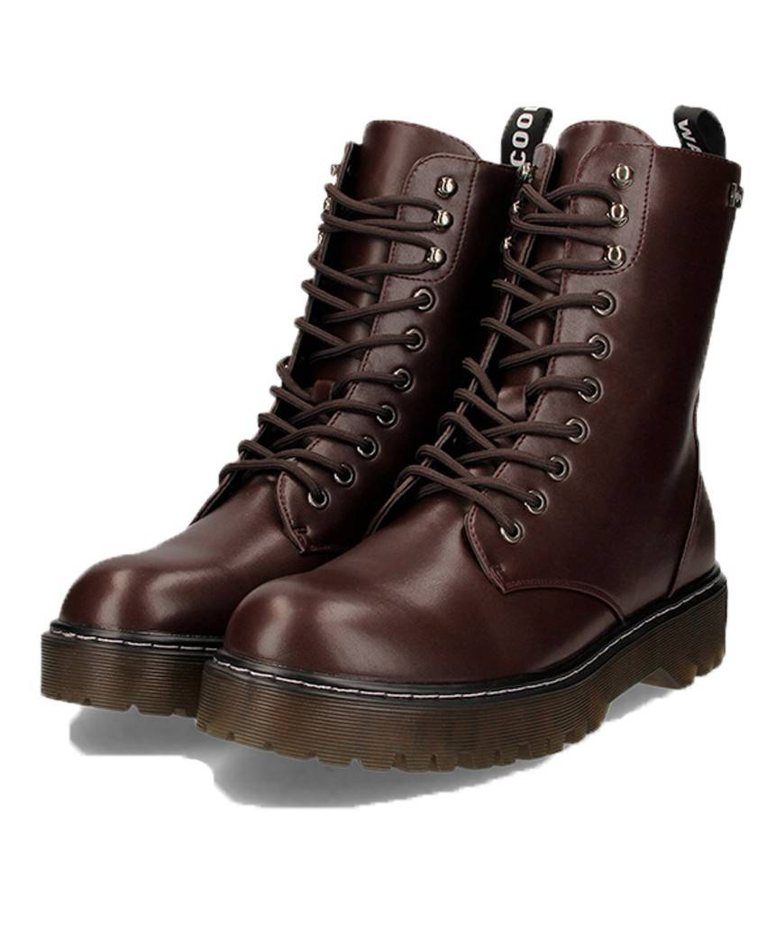 Coolway Cardy Combat Boots