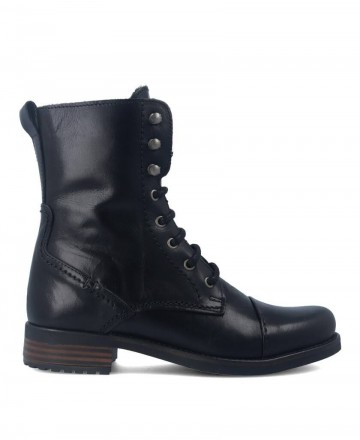 women shoes -  Fat 2272 military boots