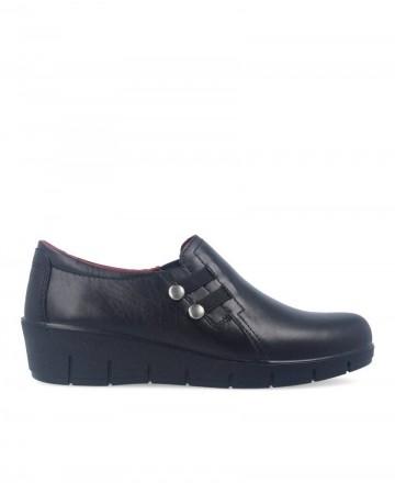 Zapatos casual Luisetti 17103 negro