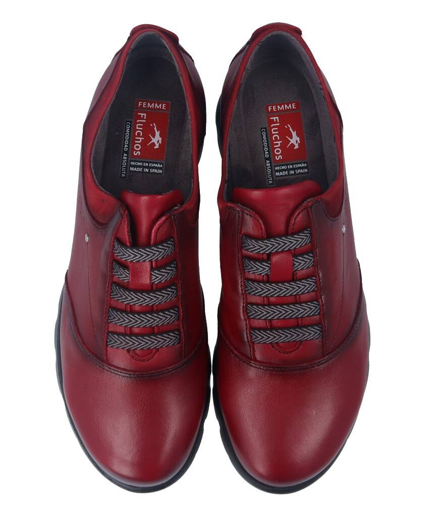 Zapatos cómodos Fluchos Sugar Picota F0354