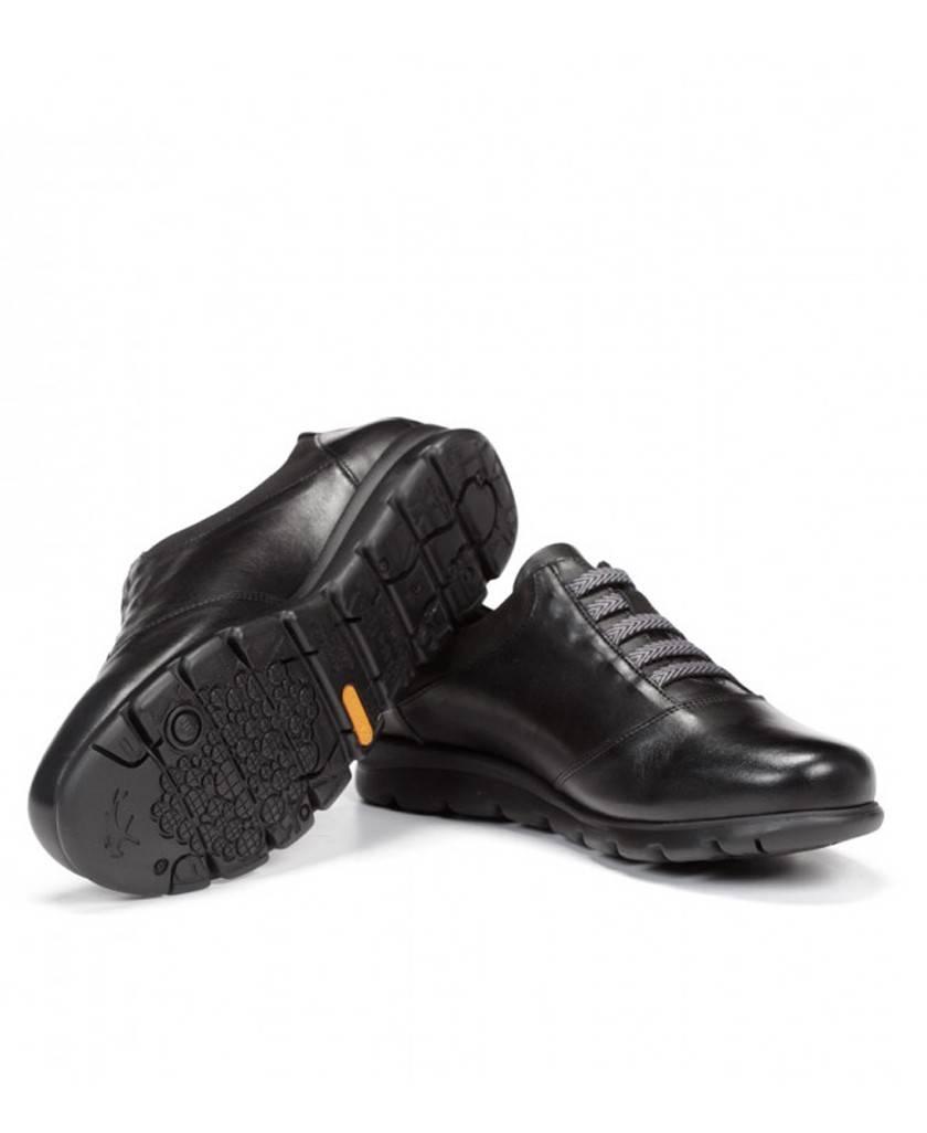 Zapatos de diario Fluchos Susan F0354 negro