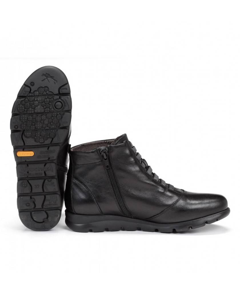 buy online Fluchos Susan F0356 black ankle boot