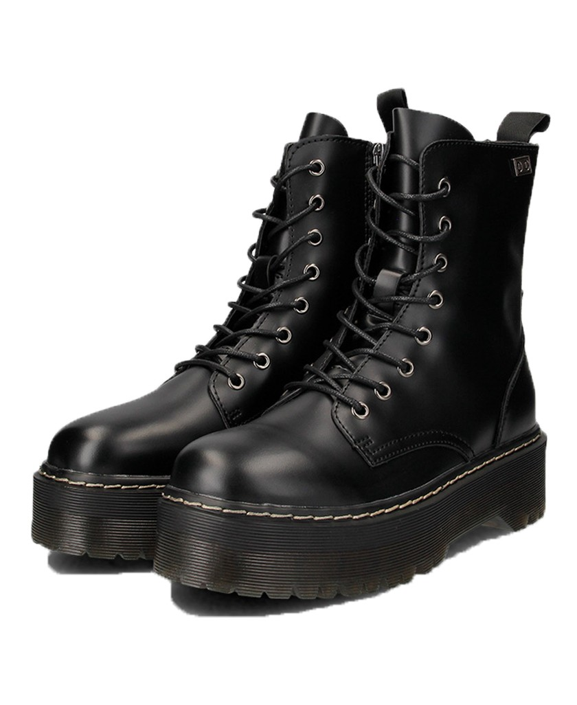Coolway Abby Black Boots Black