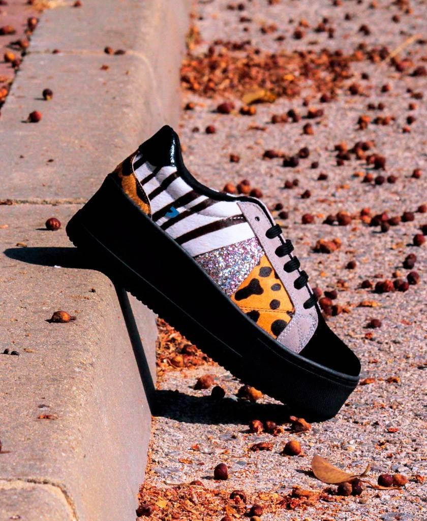 Catchalot Sneakers plataforma Gioseppo Maknek 56943