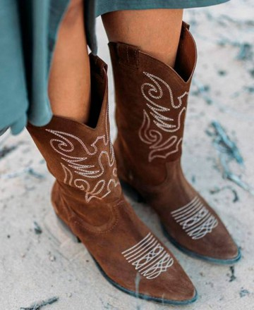 Bryan Jandra country boots