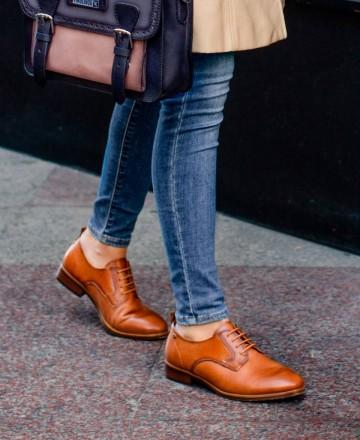 Zapatos de vestir Pikolinos Royal W4D-4723 cuero