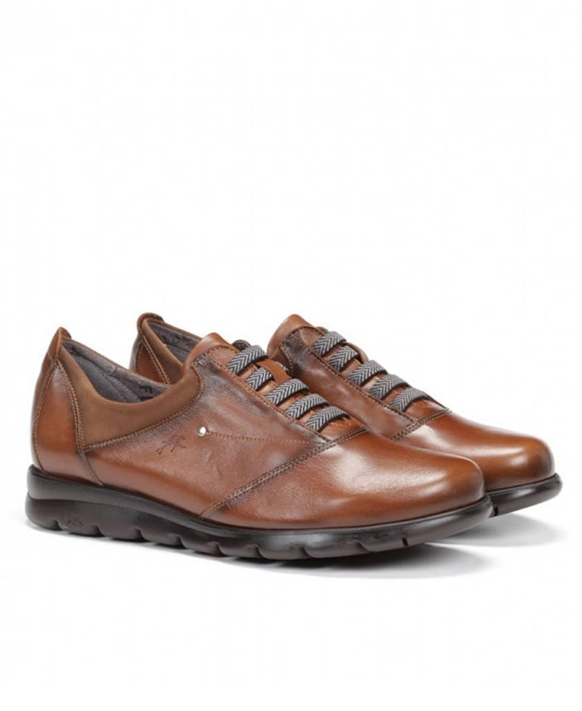 Zapatos marrones Fluchos Susan