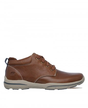 Botín Skechers Relaxed Fit 64857