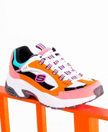 Catchalot Chunky sneakers Skechers Stamina Sugar Rocks 13452
