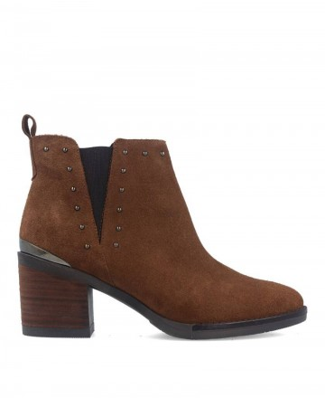 Suede booty Kissia 135